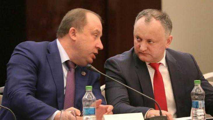 Додон принес присягу наинаугурации вКишиневе