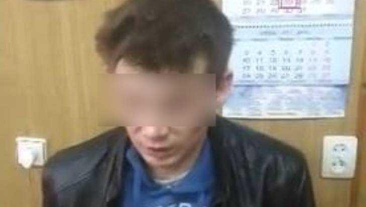 ВБежицком районе гражданин Брянска инсценировал свое нападение