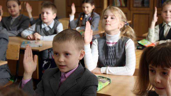 Медведев выделил настроительство иремонт кузбасских школ 626 млн. руб.