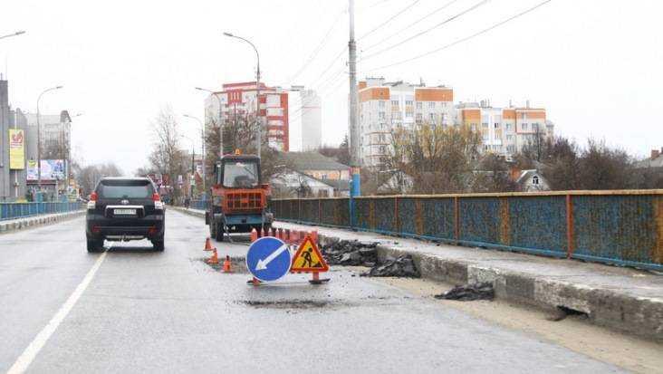 Мэр Брянска Макаров поблагодарил дорожников заремонт