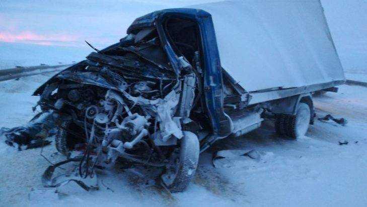 Брянский шофёр умер внелепом ДТП под Орлом