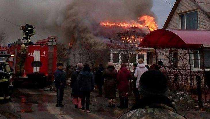 Свидетели: вБрянском районе впожаре погибла женщина