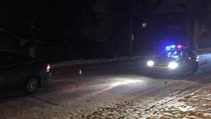 ДТП вБрянске: иностранная машина сбила 17-летнего пешехода наулице Фокина