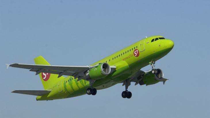 S7 Airlines открывает новые рейсы изСанкт-Петербурга вБрянск