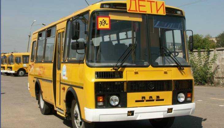Пьяному угонщику школьного автобуса вБрянске угрожает три года