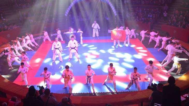 Брянцы смогут за один вечер увидеть 19 боевых искусств