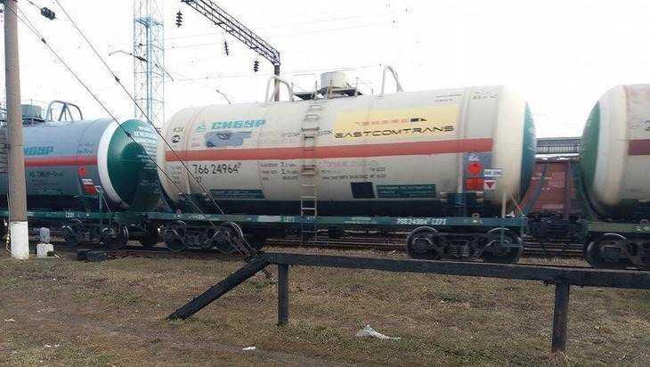 Киев: Украинские радикалы начали перекрыть железнодорожные станции на автодороги Москва
