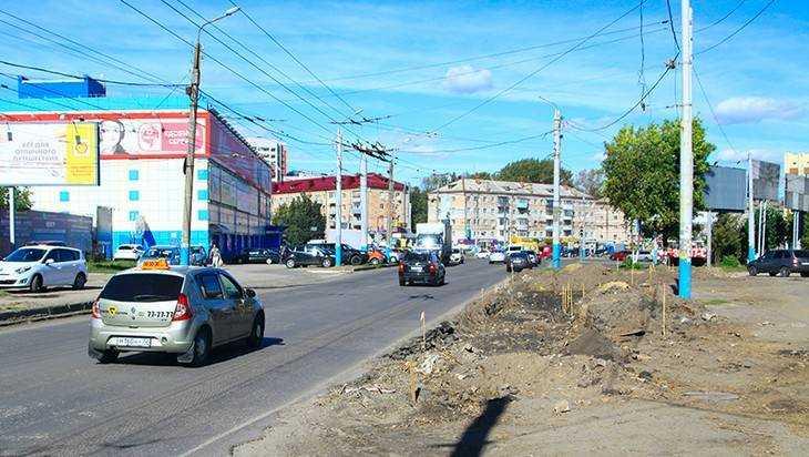 Вчетверг вБрянске перекроют проспект Станке Димитрова