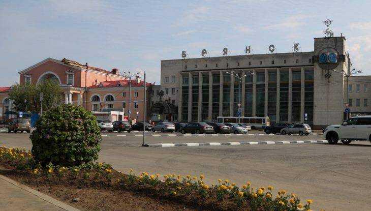 Парковку около железнодорожного вокзала Брянск-I закроют на5 дней