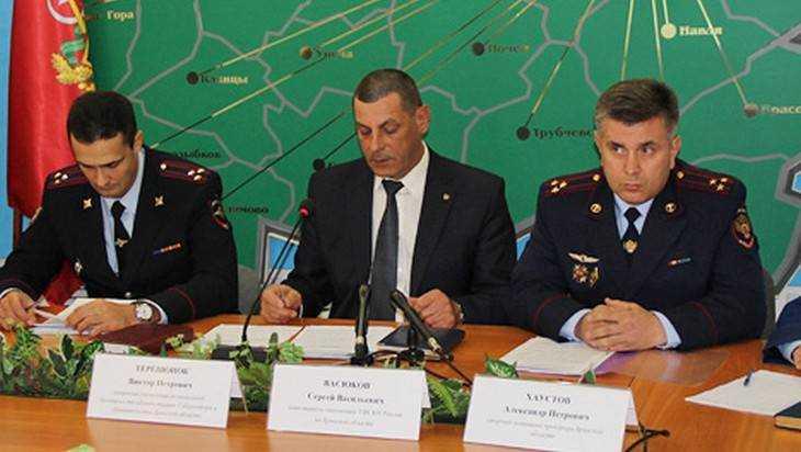 Брянский департамент региональной безопасности возглавил Виктор Терешонок