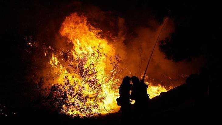 ВТуле напожаре умер мужчина