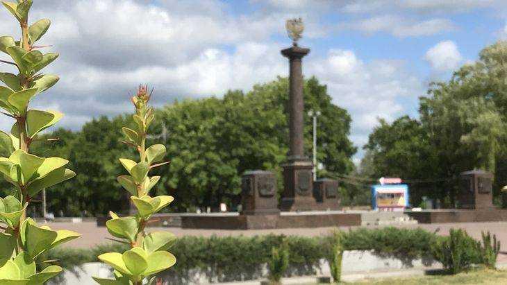 ВБрянске установят 120 фонарей наКургане Бессмертия