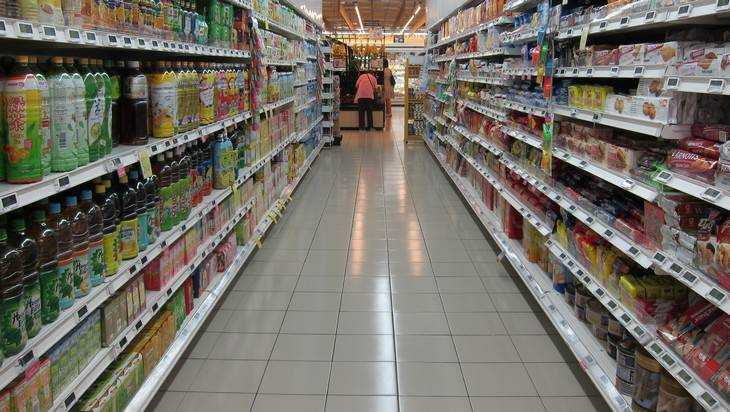 Стоимость минимального набора продуктов в РФ продолжает падать— Росстат