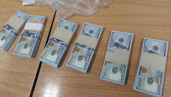 ВБрянске законтрабанду долларов задержали украинского преподавателя