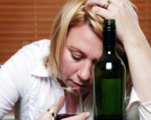 Женский алкоголизм в женский клуб