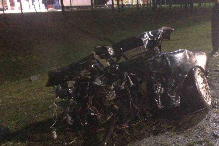 Встрашном ДТП под Брянском умер 56-летний шофёр Mercedes