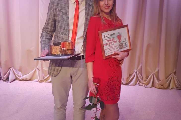 ВБрянском госуниверситете выбрали лучшие пары