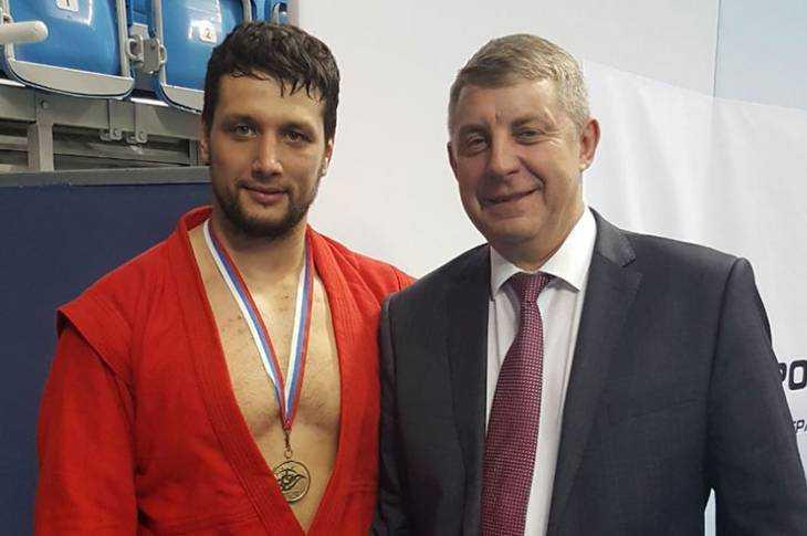Самбист Осипенко не считает шестое золото чемпионатов мира сверхдостижением