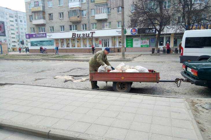 «Психанул»: вБрянске автомобилист вышел наборьбу сямами