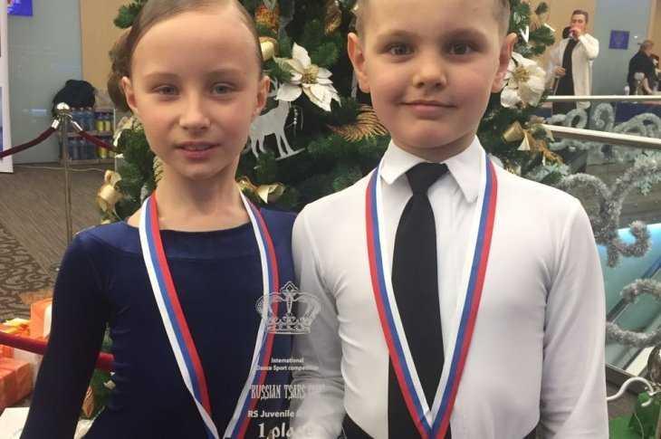Танцоры брянской «Фантазии» выиграли «Кубок русских царей»