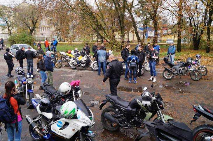 Мотосезон-2017 закроют вБрянске 7октября