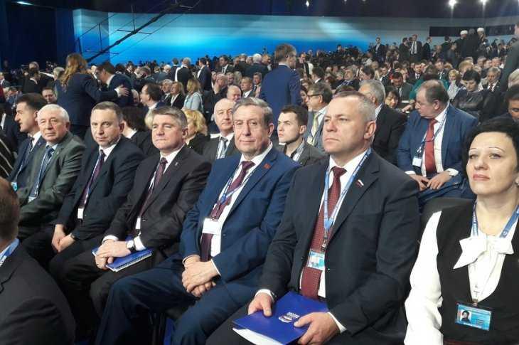 Насъезде «Единой России» ожидаются ротации партийных кадров