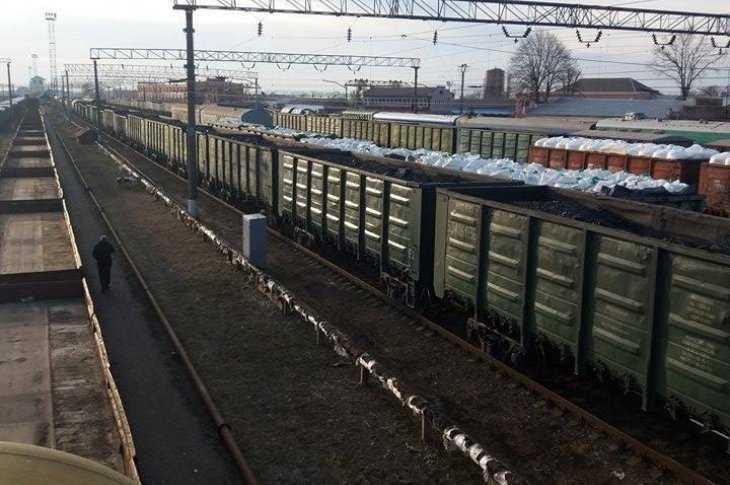 Украинские радикалы начали блокаду железнодорожного сообщения сРоссией
