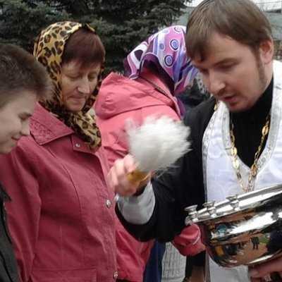 Пасхальные богослужения вкафедральном соборе Александра Невского