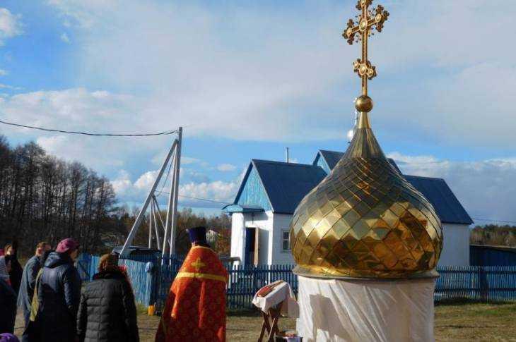 церковь на загорьевском проезде ООО