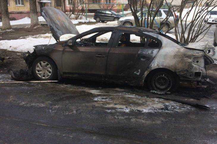 ВБрянске горела квартира впятиэтажке наулице Пушкина