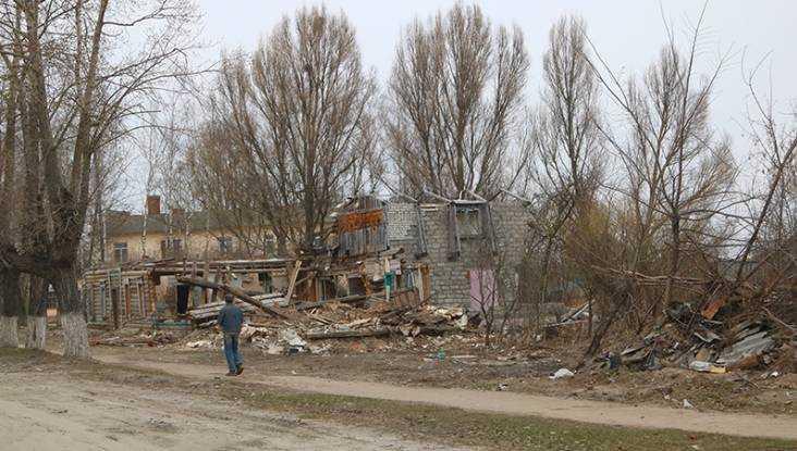 ВБрянске коДню Победы обещали снести бараки наПочтовой