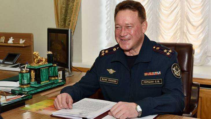 Глава  УФСИН поОренбургской области уходит сосвоего поста