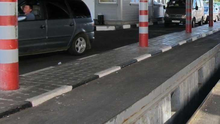 Брянские пограничники предотвратили незаконный ввоз металлолома