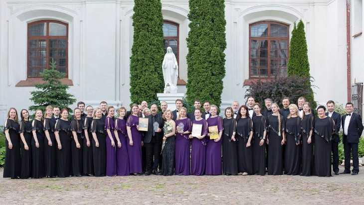 Брянский городской академический хор взял Гран-при на фестивале в Белоруссии