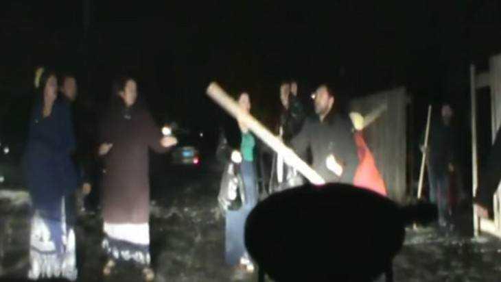ВБрянске избившие полицейских двое полпинских цыган пришли сповинной