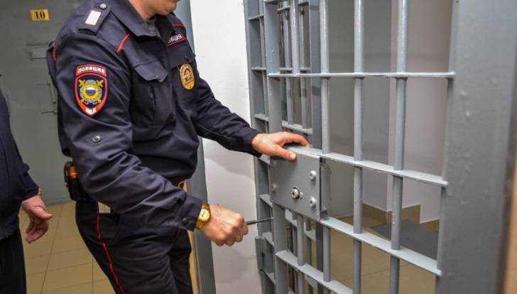 Наказанного условно брянца отправили втюрьму занарушения режима
