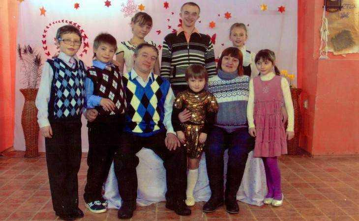 Брянская семья примет участие вслете приемных семей