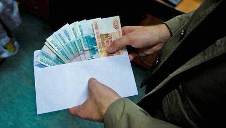 Замглавы Красногорского района обвинили в получении 500 тысяч взятки