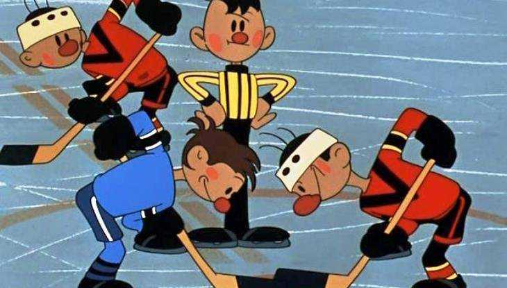 Брянские хоккеисты продолжили победную серию— 3-я подряд