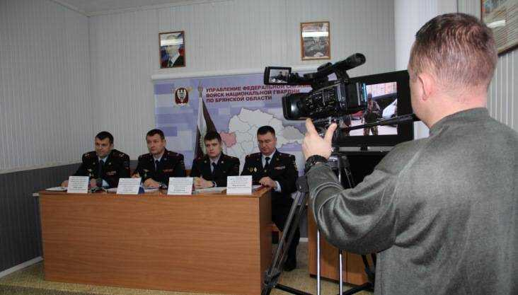 Задва месяца войска Росгвардии задержали вБрянской области 24 предполагаемых правонарушителей