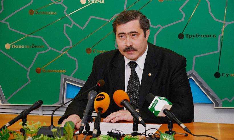 ВБрянской области скончался председатель облизбиркома