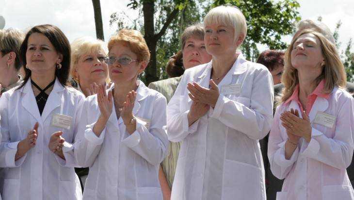 Брянская область— лучшая в РФ подоступности медуслуг