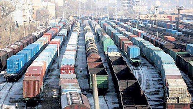 РФ начнет доставлять продукты в КНР пожелезной дороге