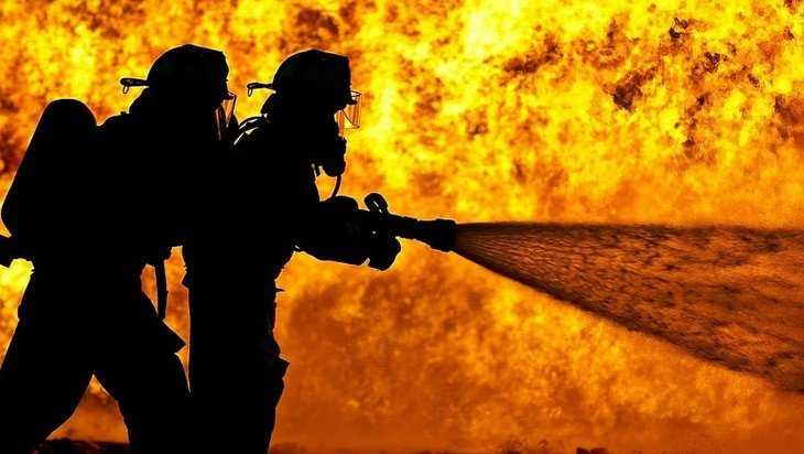 В Жуковке во время пожара погиб 64-летний мужчина