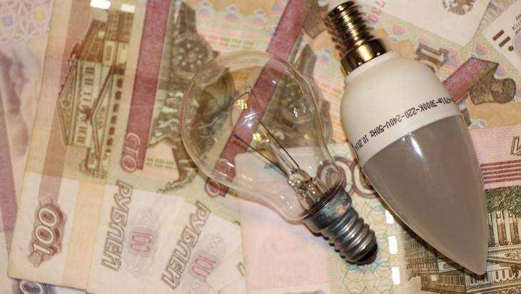Брянщина должна заэлектричество практически полтора млрд руб.