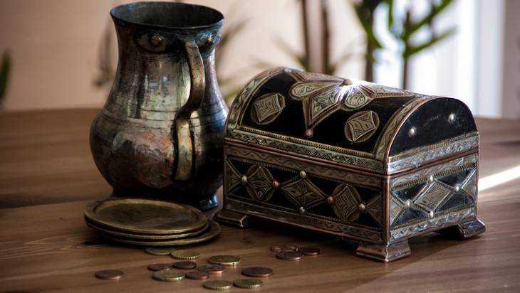 ВБрянске раскрыта кража ювелирных украшений на156 тыс. руб.
