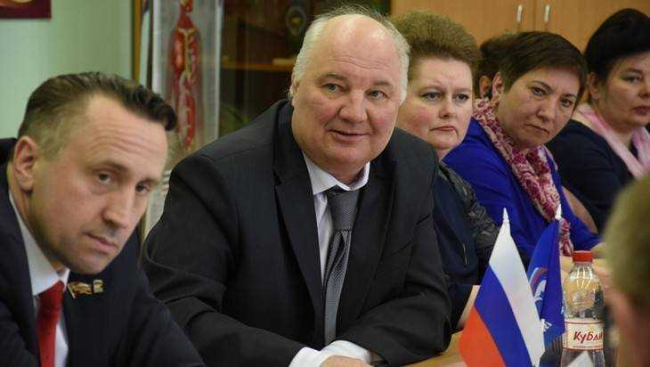 ВСтародубе дискутировали активисты «Единой России»
