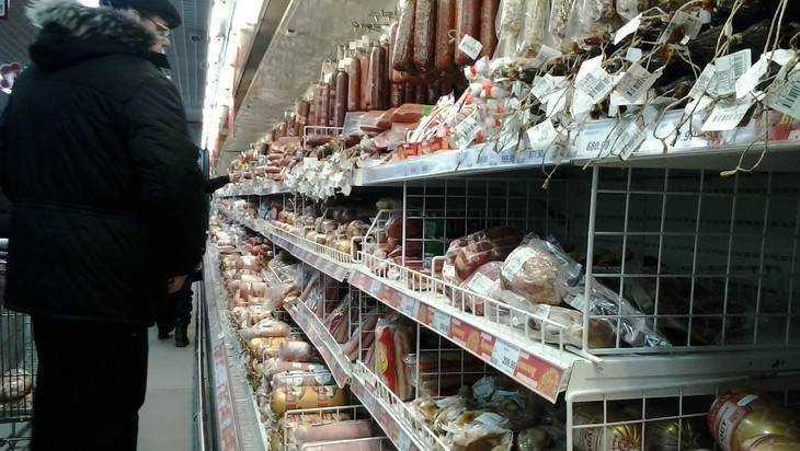 Брянские мясокомбинаты делят этикетку колбас «Докторская» и«Любительская»