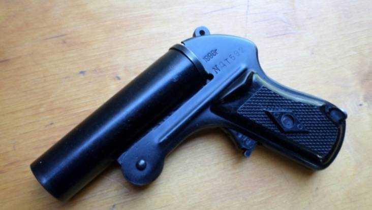 Мужчина пытался отправить посылкой через Брянск пистолет вУкраинское государство