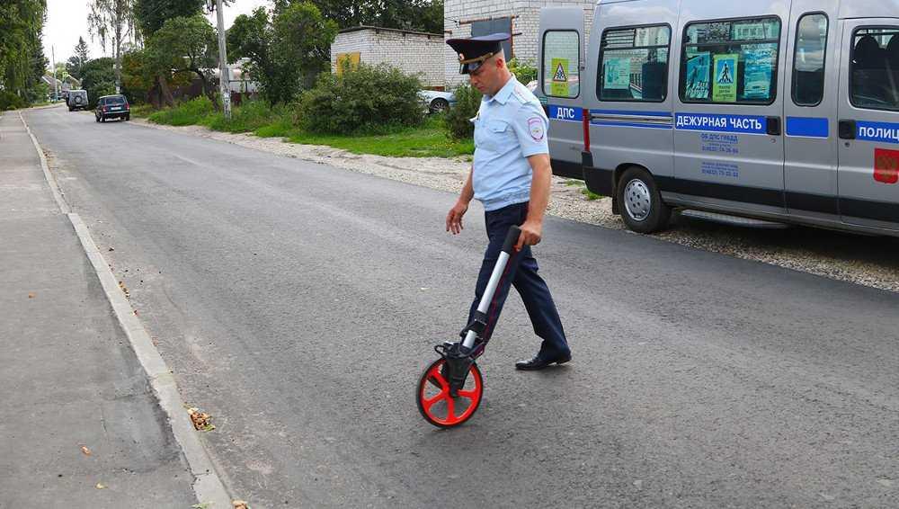 Брянские автоинспекторы из-за разбитых дорог возбудили 17 дел